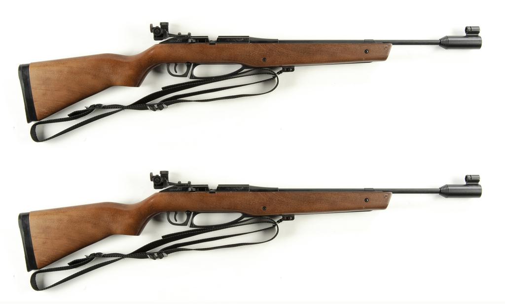 2 Daisy Powerline 853/853-C Pellet Air Rifles