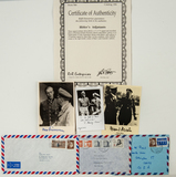 Three Signed Photos of Hitler Adjutants w/ Hitler