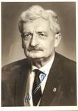 Photo of Hermann Oberth, Rocket Pioneer