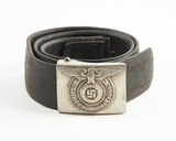 Nazi SS Belt and Buckle