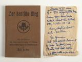 Rare German Book--The German Way, 1935