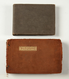 Two WWI Photo Albums