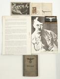 Grouping of NSDAP Memorabilia