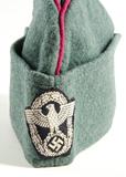 Third Reich Lufschutzpolezi (Air Force Police) Hat