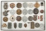 31 NSDAP Tinnies & Medals