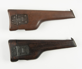 2 Combination Holster/Shoulder Stocks