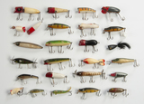 26 Lures incl Heddon and Arbogast