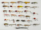 31 Fishing Lures incl Wright & McGill