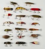 20 Fishing Lures incl Lauby
