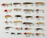 25 Fishing Lures incl Paw Paw