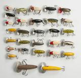 29 Fishing Lures incl Jitter Bugs