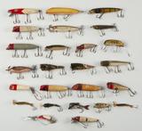 25 Fishing Lures incl Felmlee's