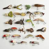25 Fishing Lures incl True Temper