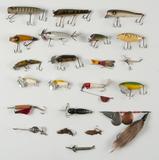 22 Fishing Lures incl Atlantic