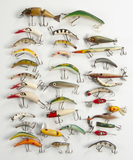 35 Fishing Lures incl Kautzky