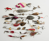 25 Spinner Lures incl Dominion