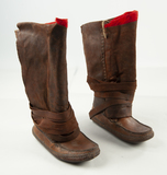 Hand-made 18th Century-Style High Boots