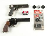 2 Repeater Air Guns & Accessories