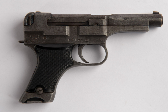 WWII Japanese Type 94 Nambu Pistol Cal. 8mm