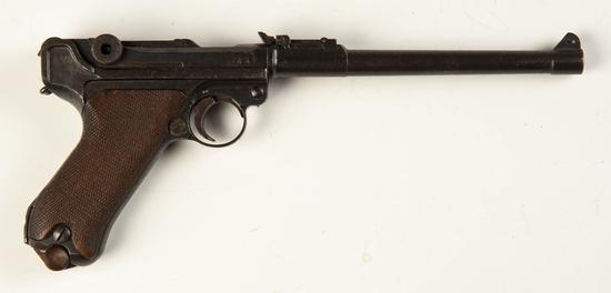 WWI Imperial German DWM P08 Artillery Luger 9mm
