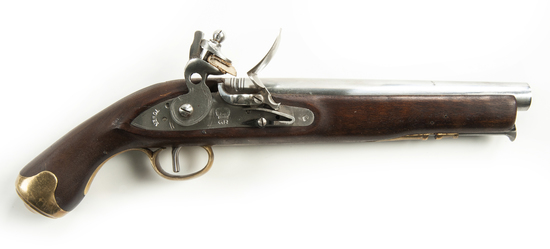 Reproduction Tower (British) Flintlock Pistol