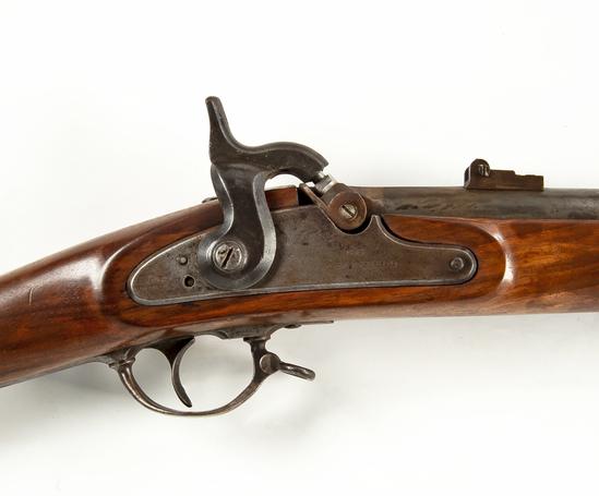 1864 U.S. Rifle Musket, Rebuilt, Cal. 58.