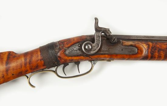 Percussion Pennsylvania Long Rifle