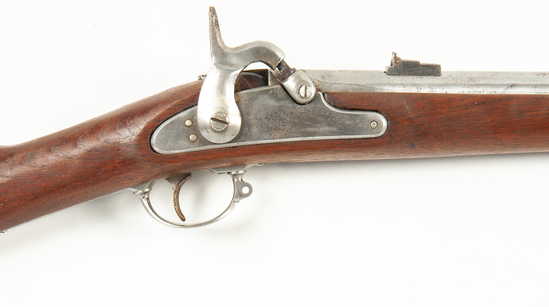 Whitney 1861 Rifle Musket, Cut Down