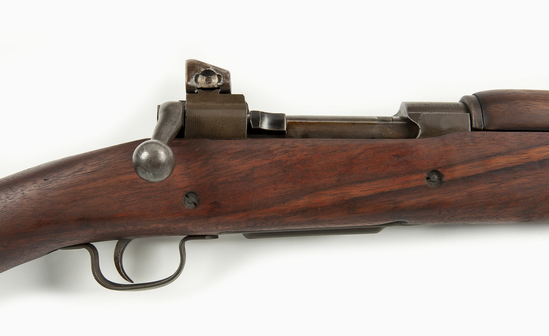 M1903-A3 Rifle by Remington, Cal. .30-06.
