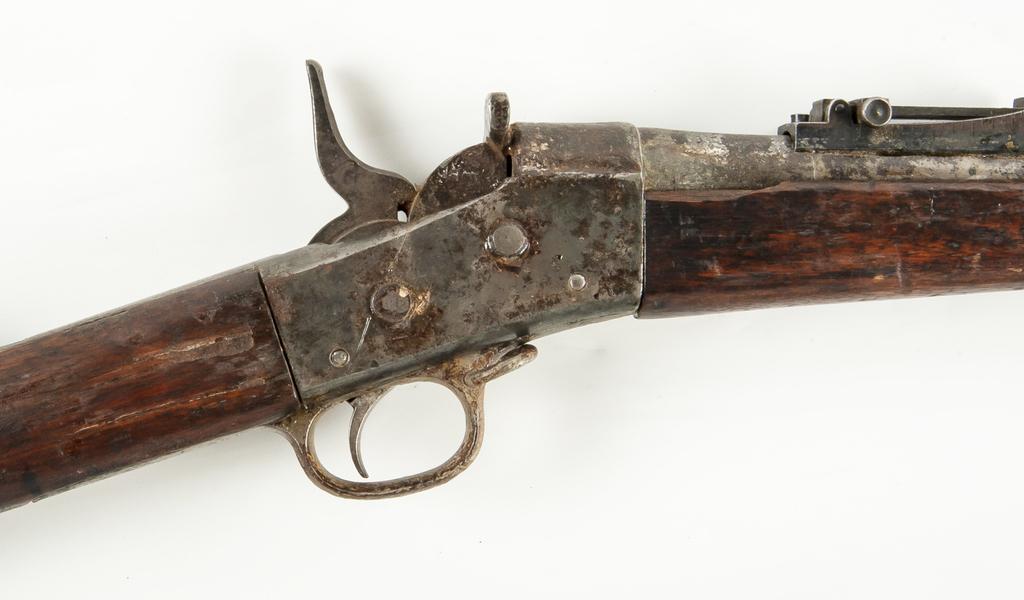 Relic Condition Remington Rolling Block Carbine