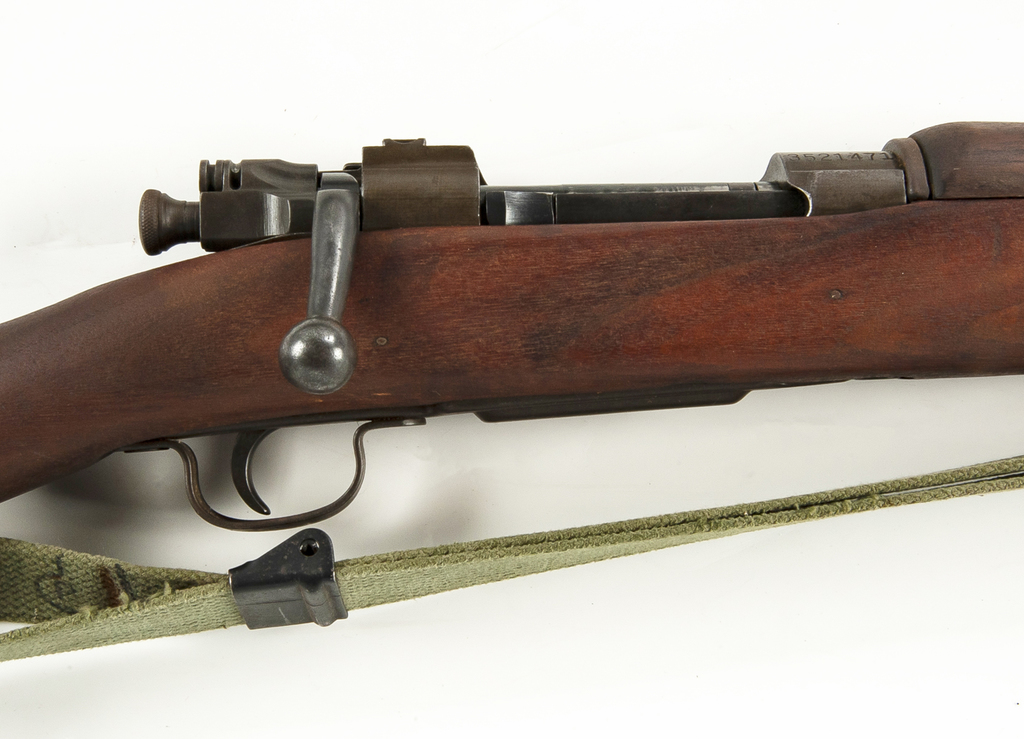 M1903-A3 Rifle by Remington, Cal. .30-06