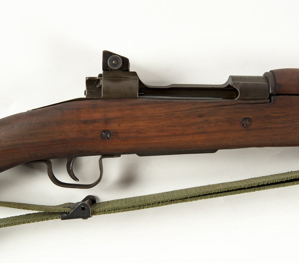 M1903-A3 Rifle by Remington, Cal. .30-06