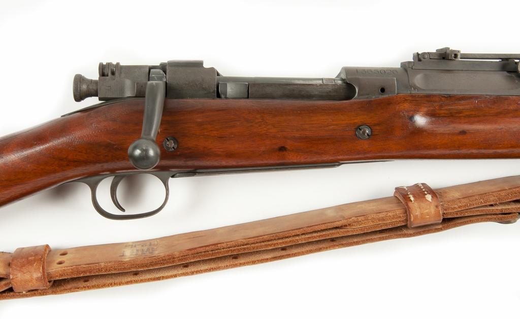 U.S. M1903 Springfield Bolt Rifle, Cal. .30-06.