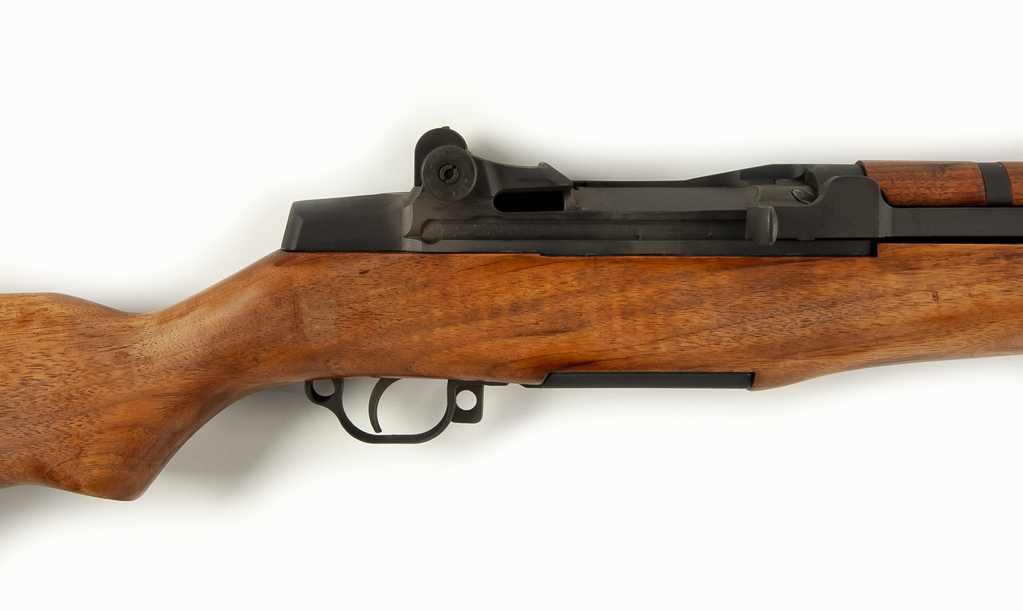 U. S. Rifle, Cal. .30 M1 Garand, Springfield