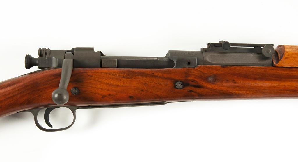U. S. Rifle M1903 Springfield, Cal .30-06