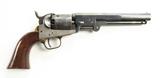 Colt Model 1849 Percussion Pocket Revolver