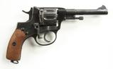 Russian Nagant M1895 Revolver Cal. 7.62×38mmR
