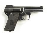 Rare Nazi Marked Steyr Model 1908/34 Cal. 7.65mm