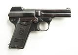 Steyr Model 1908/34 Cal. 7.65mm Pistol