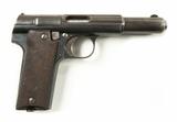 Astra Model 600/43 Cal. 9mm Pistol