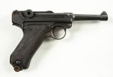 1914 DWM Military Luger Cal. 9mm Pistol
