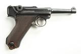 1917/1920 DWM Military Luger Cal. 9mm Pistol