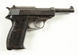 Walther AC43 P38 Cal. 9mm Pistol