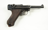 1918/1920 DWM Military Luger Cal. 9mm