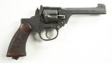 Enfield No. 2, Mark 1** .38 Cal Revolver