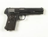 Husqvarna Cal. 380 Military Pistol