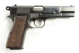 WWII Nazi Browning High Power Pistol