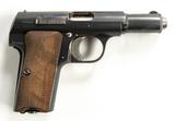 Astra Model 300 7.65 Cal. Semi-Auto Pistol