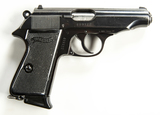 Walther PP Semi-Auto Pistol in 7.65mm.