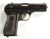 CZ 27 WWII 7.65 Cal. Semi-Auto Pistol